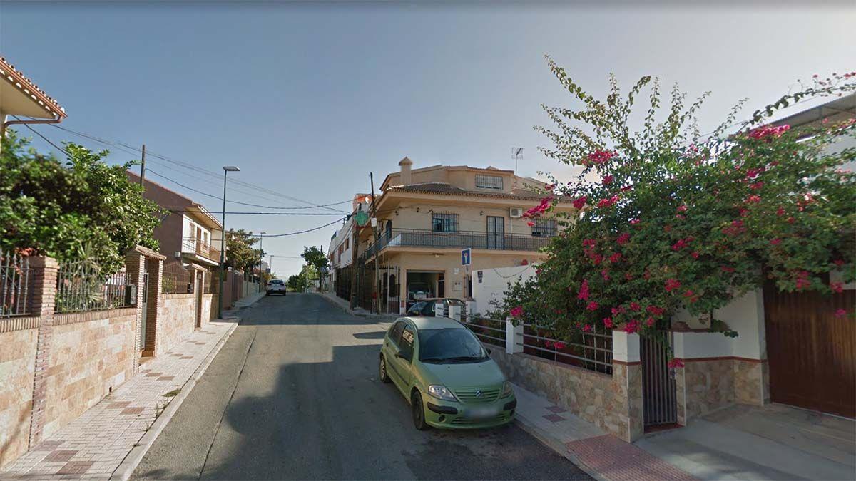 Calle Castañero Málaga
