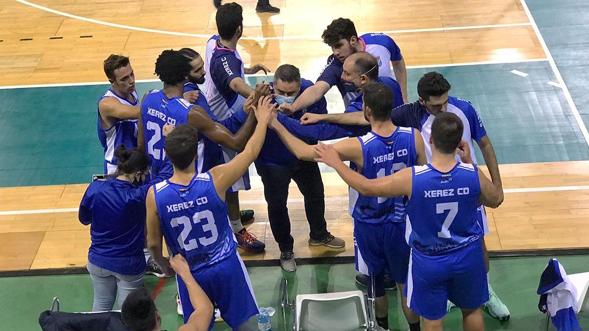 Baloncesto Xerez CD primer cuarto Extremadura