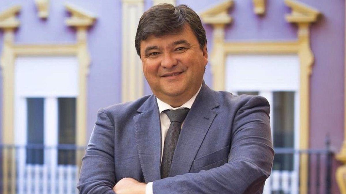 Gabriel Cruz, alcalde de Huelva