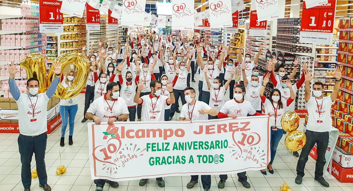 Aniversario Alcampo Jerez