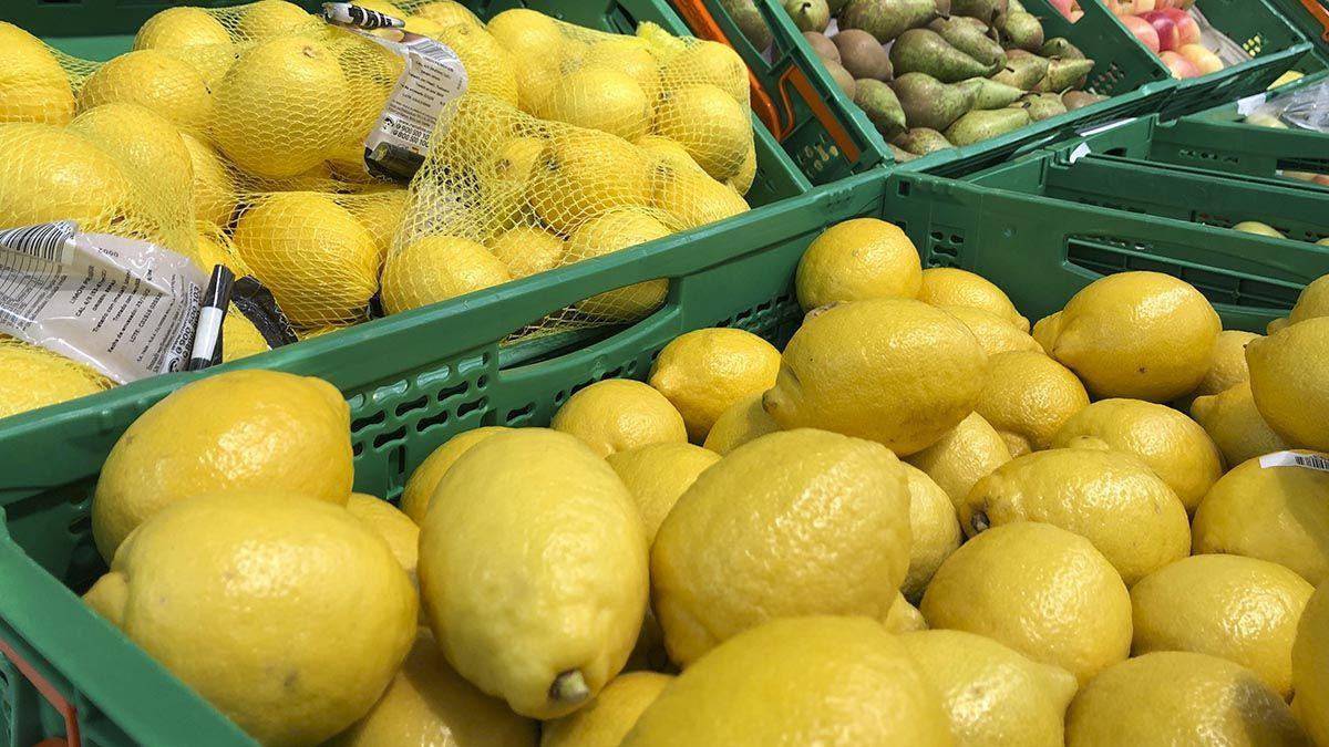 Limón Mercadona