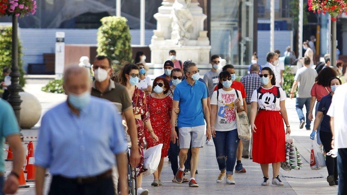 Málaga menor tasa de casos