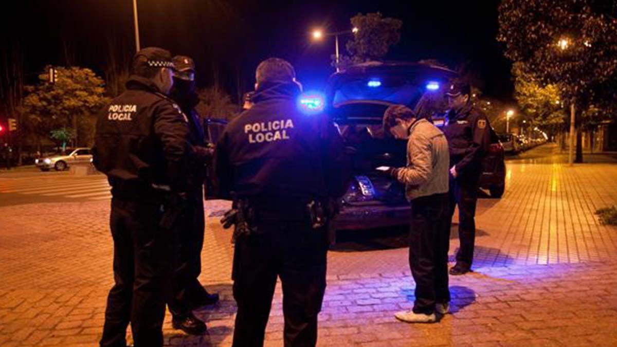 Ponen denuncias por incumplir el toque de queda en Córdoba