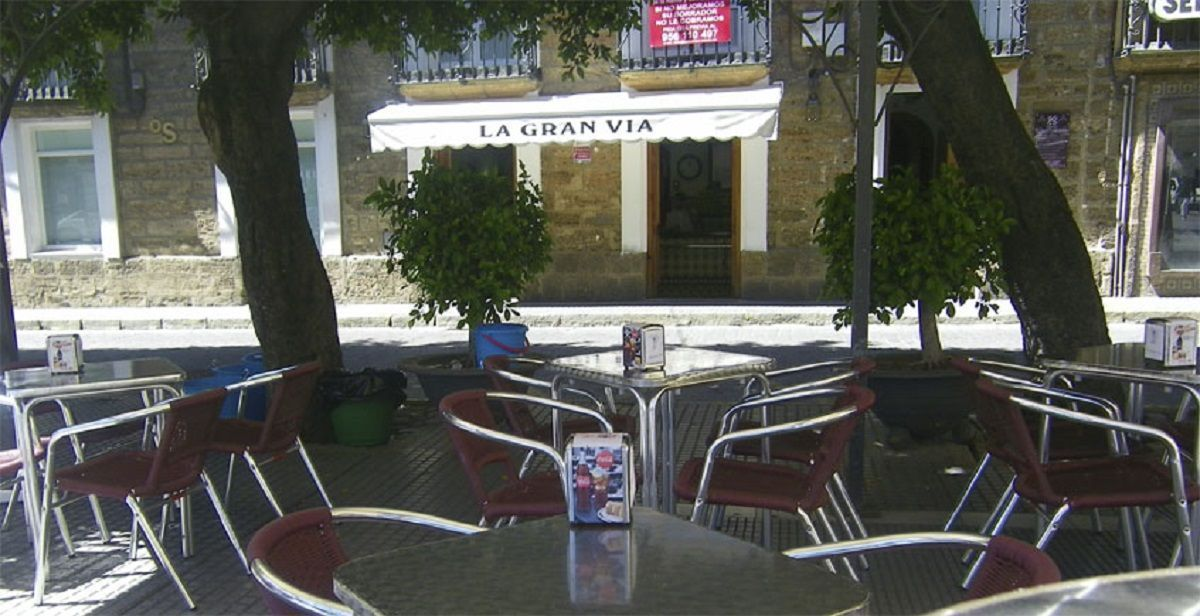 San Fernando bares terrazas