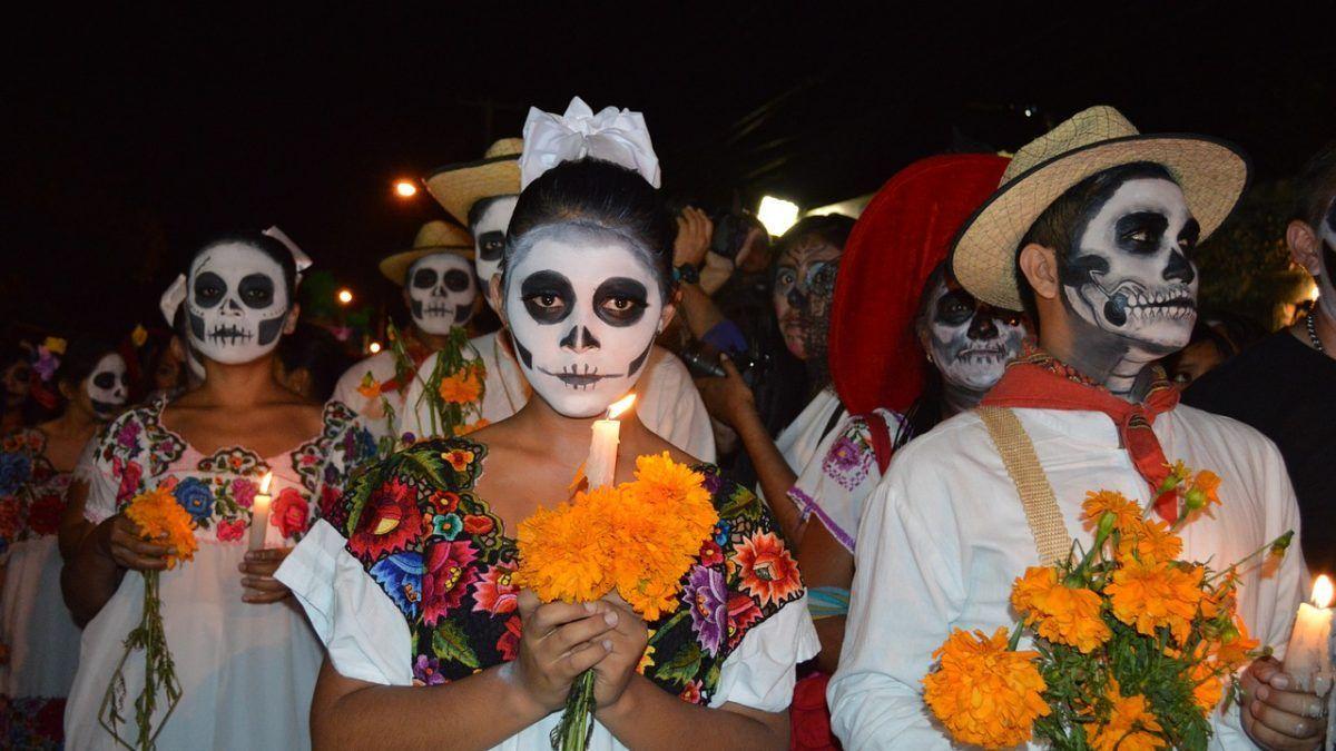 Cádiz Día Muertos México