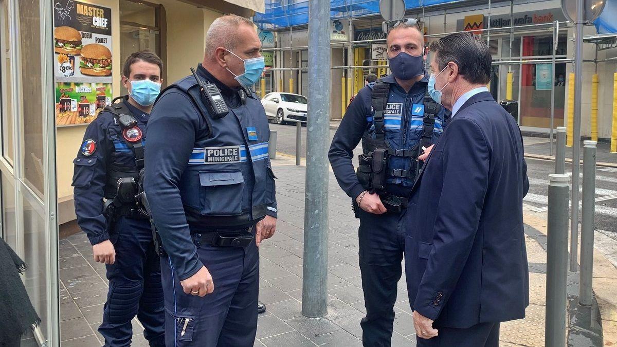 Atentado terrorista en Niza