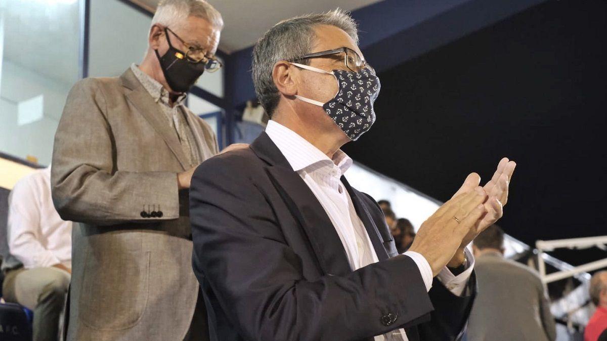 Francisco Salado presidente Diputación Málaga