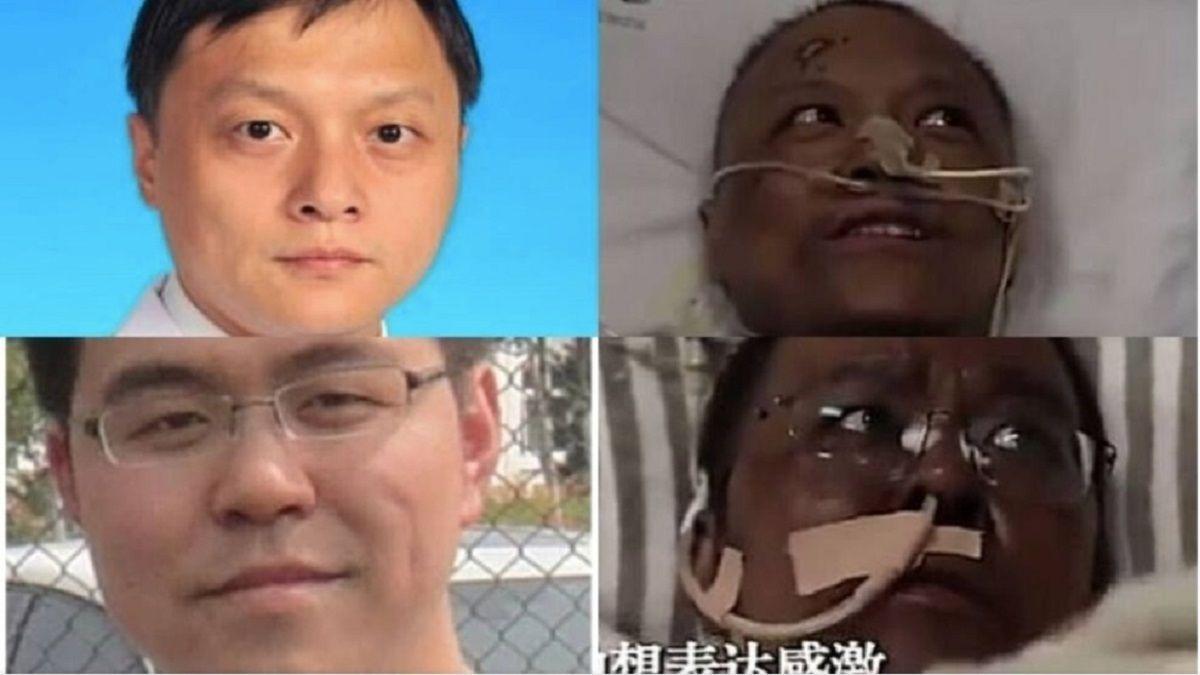 Coronavirus médico chino