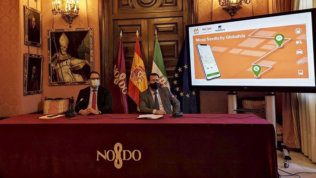 'Meep Sevilla by Globalvia'