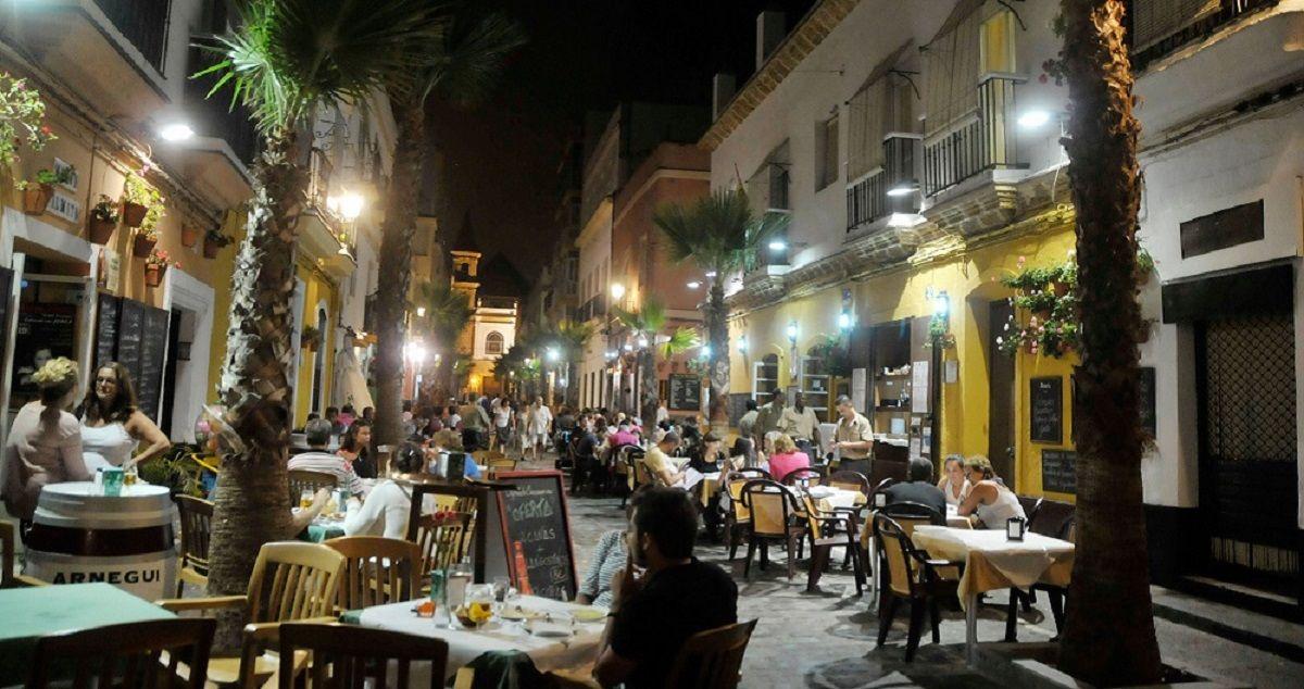 Cádiz restricciones movilidad