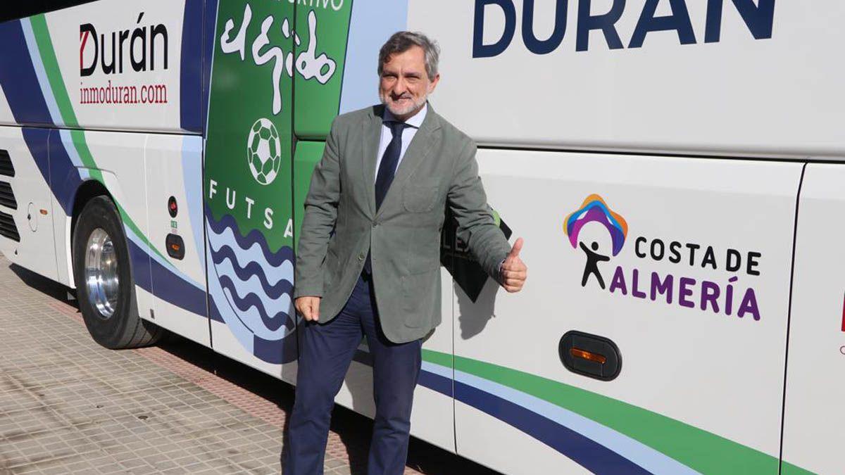 autobús durán Ejido