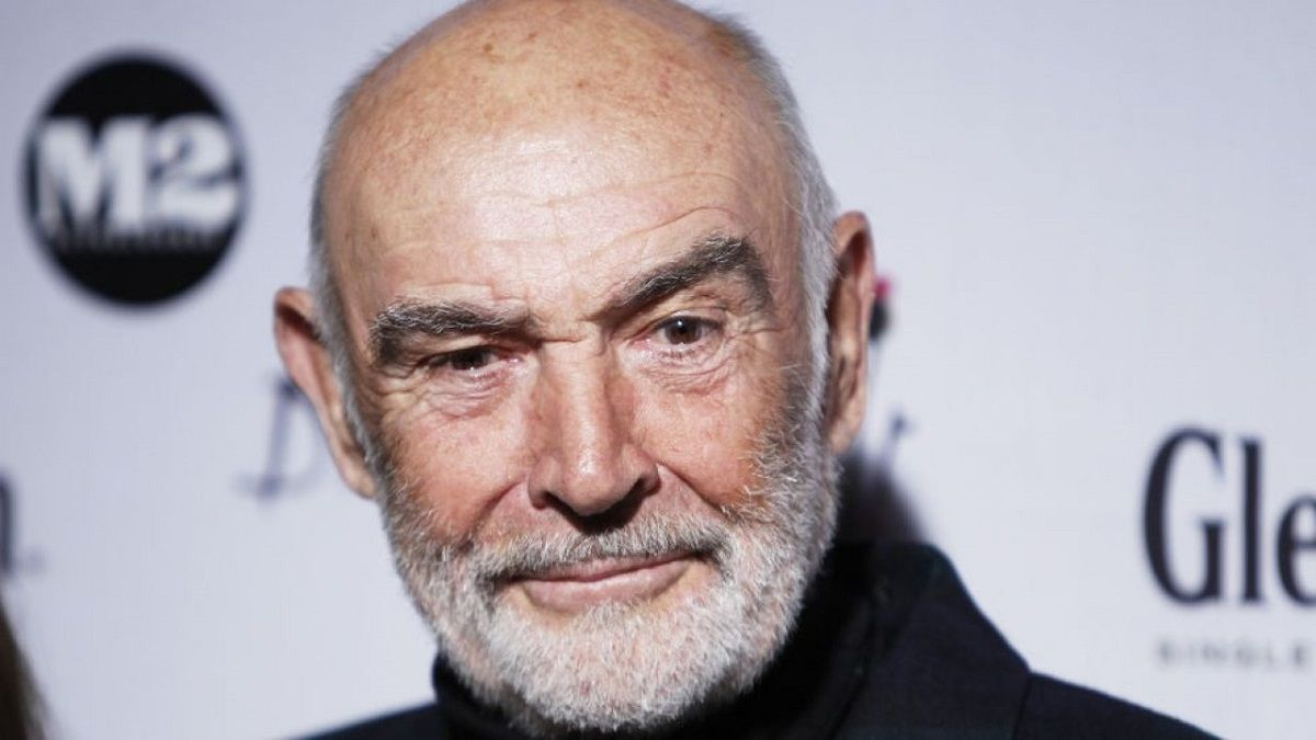 Sean Connery actor muere