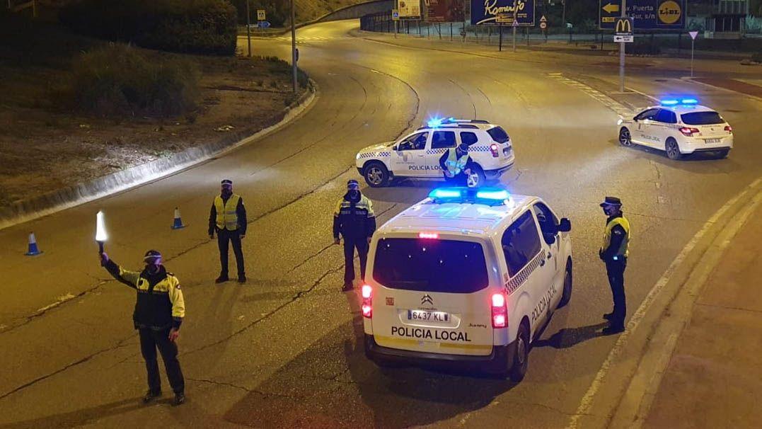 Policía Local sanciones Jerez