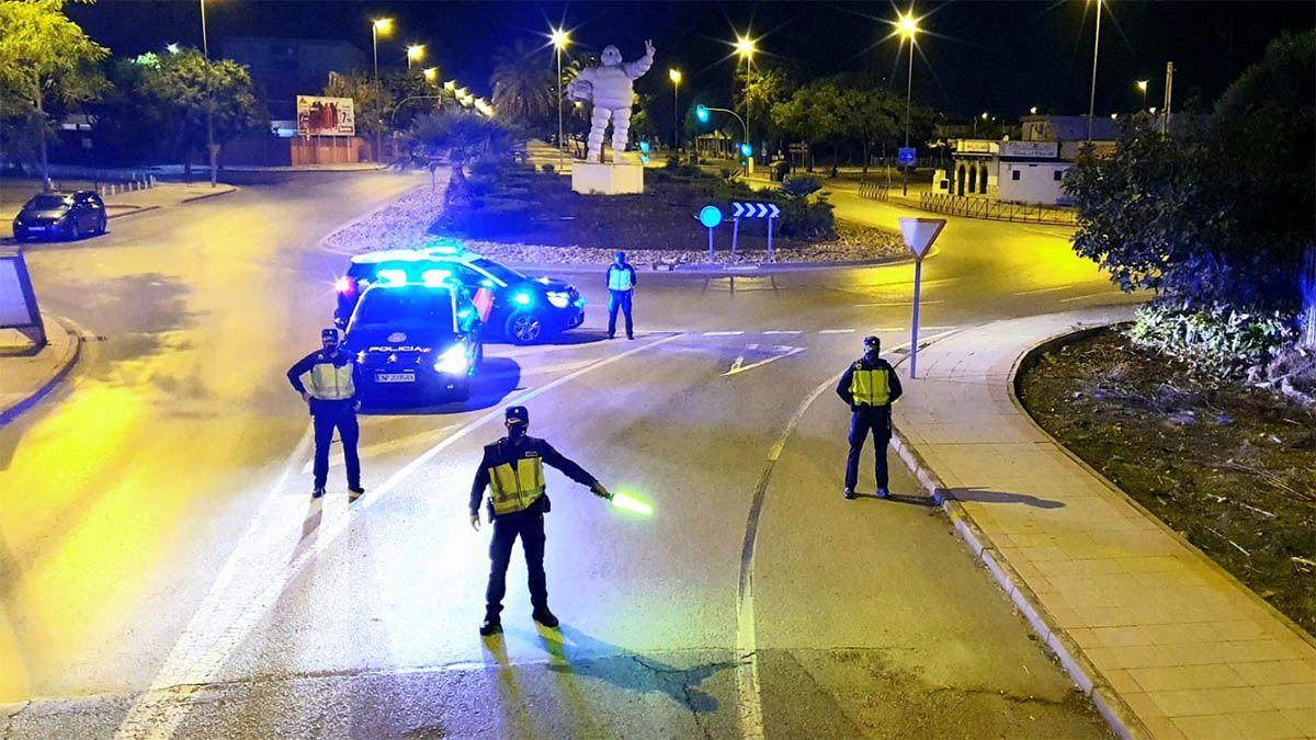 incidencias Puente de Todos los Santos Andalucía
