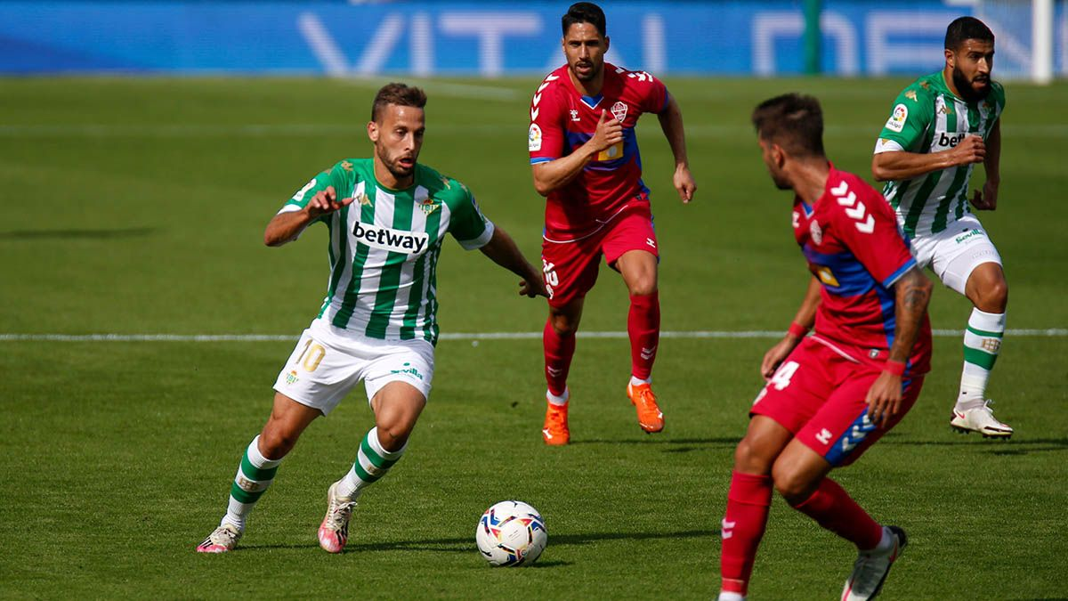 Real Betis Elche Canales