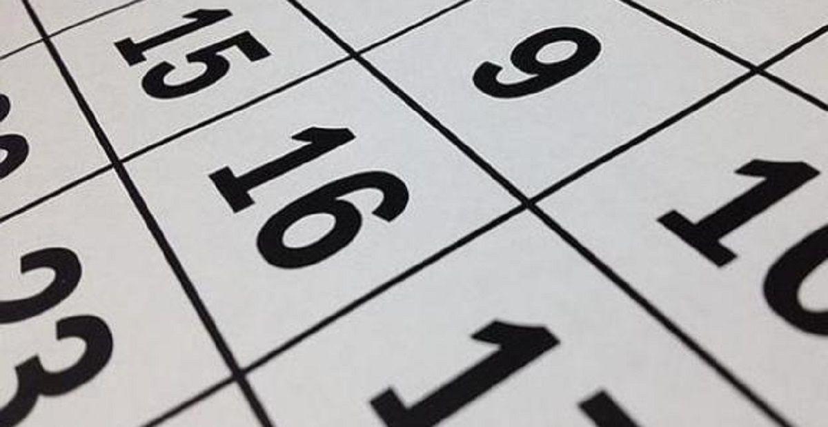 España calendario días festivos