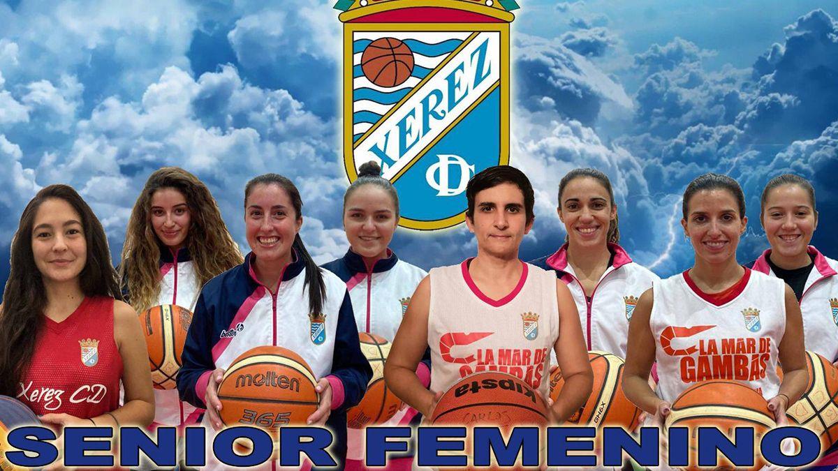 Senior femenino Xerez Club Deportivo Baloncesto