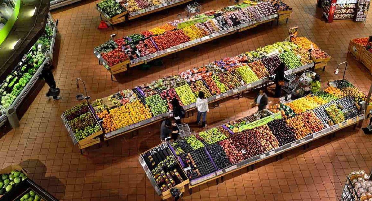 Francia supermercados productos esenciales