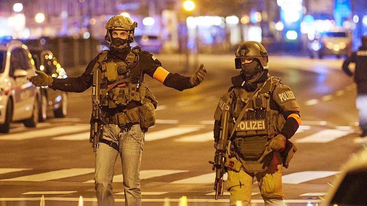 Viena Austria ataque terrorista