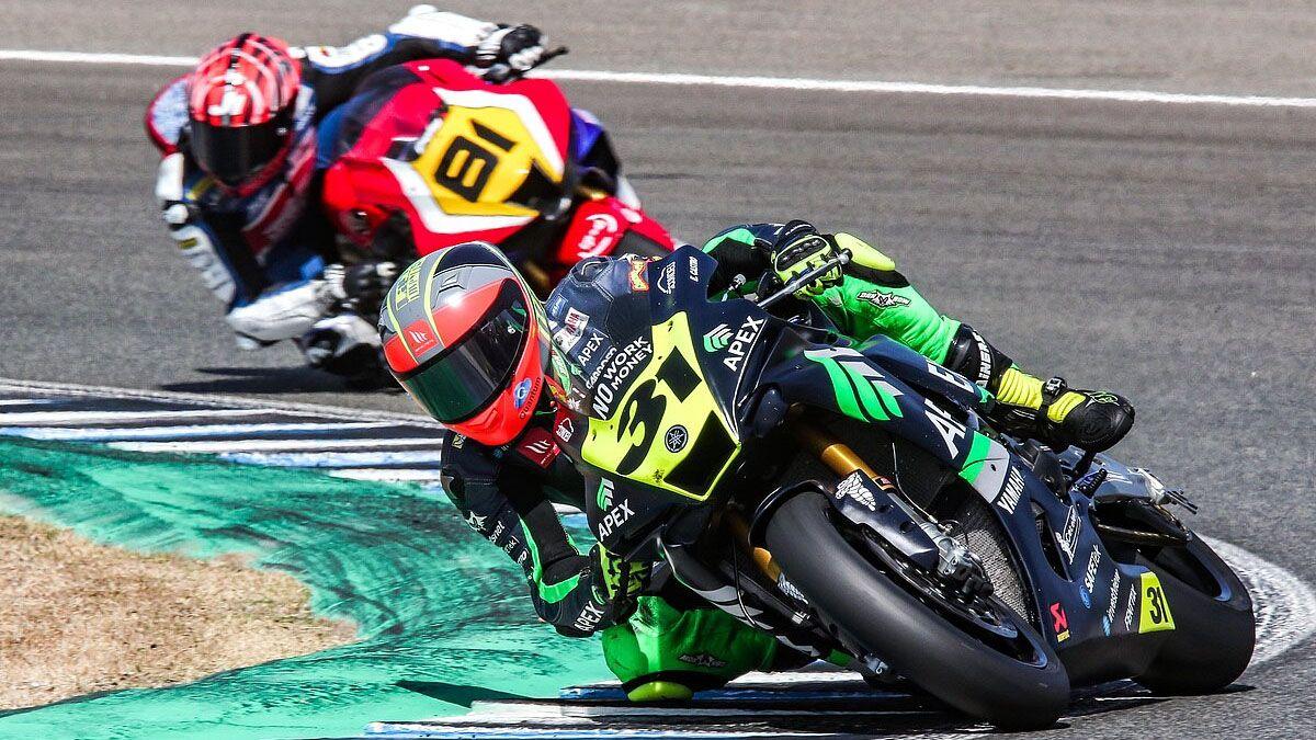 Jerez Superbike ESBK