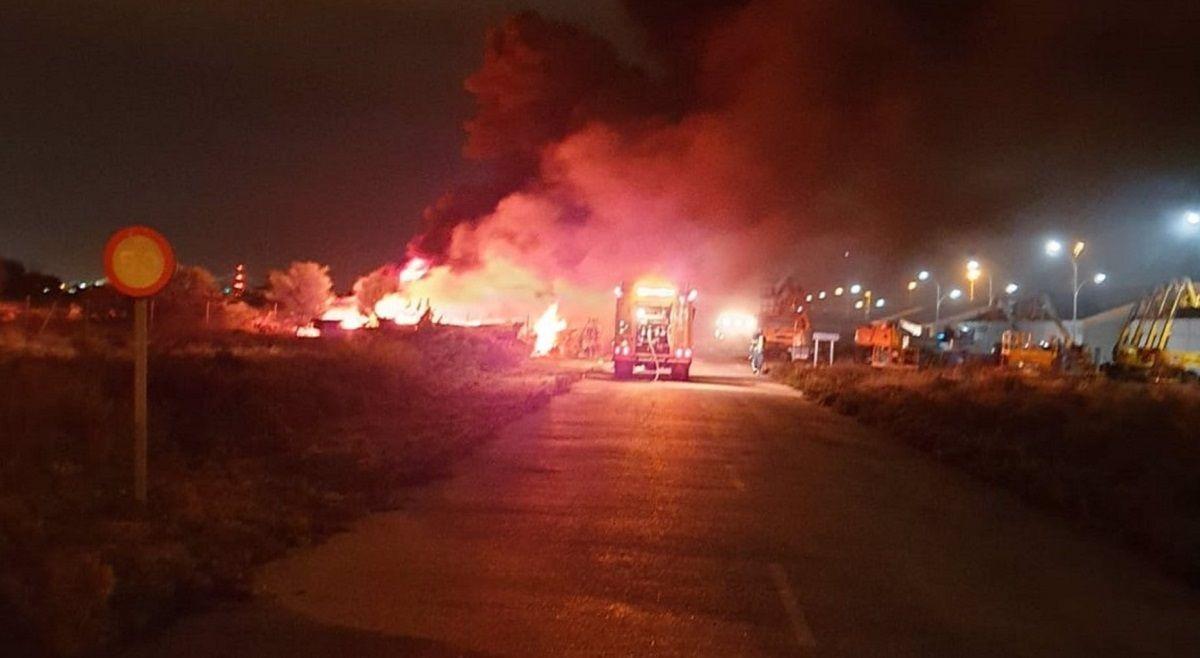 El Puerto narcolanchas incendio