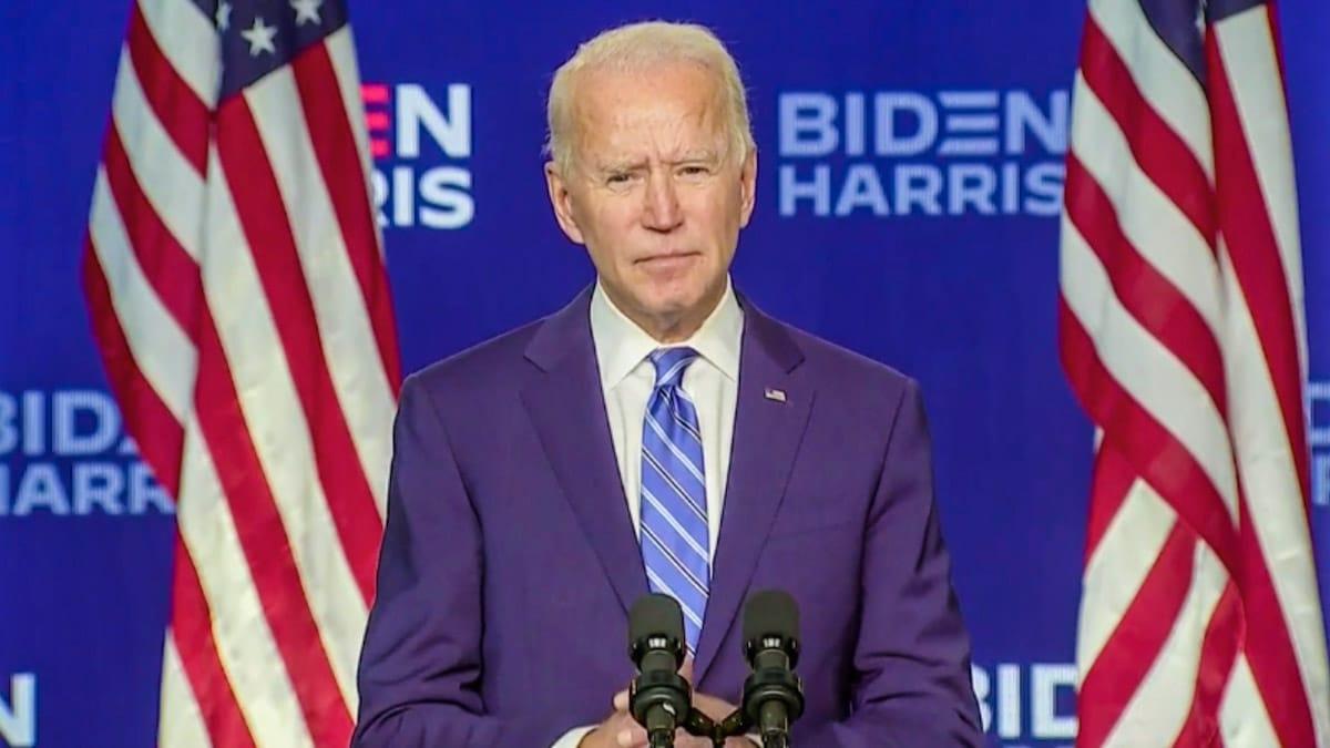 Joe Biden USA EEUU