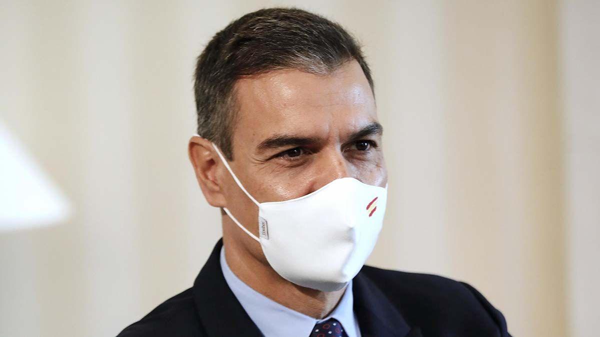Pedro Sánchez BOE Estado de alarma