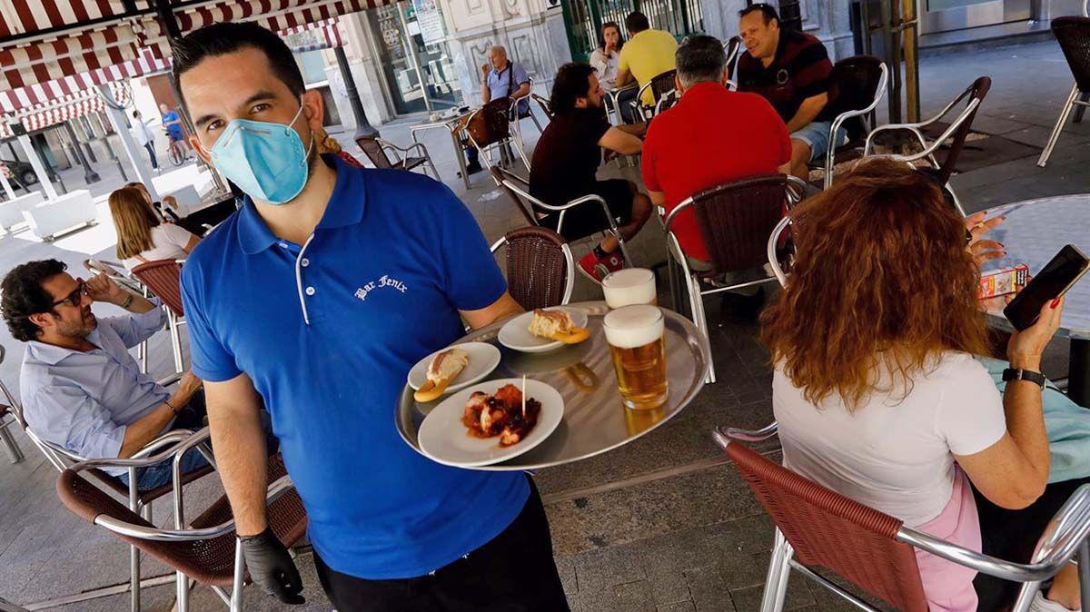 bar hostelería restaurante coronavirus