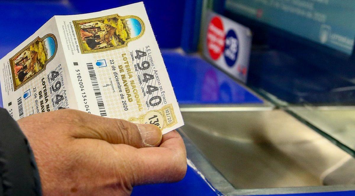 Lotería Écija dinero