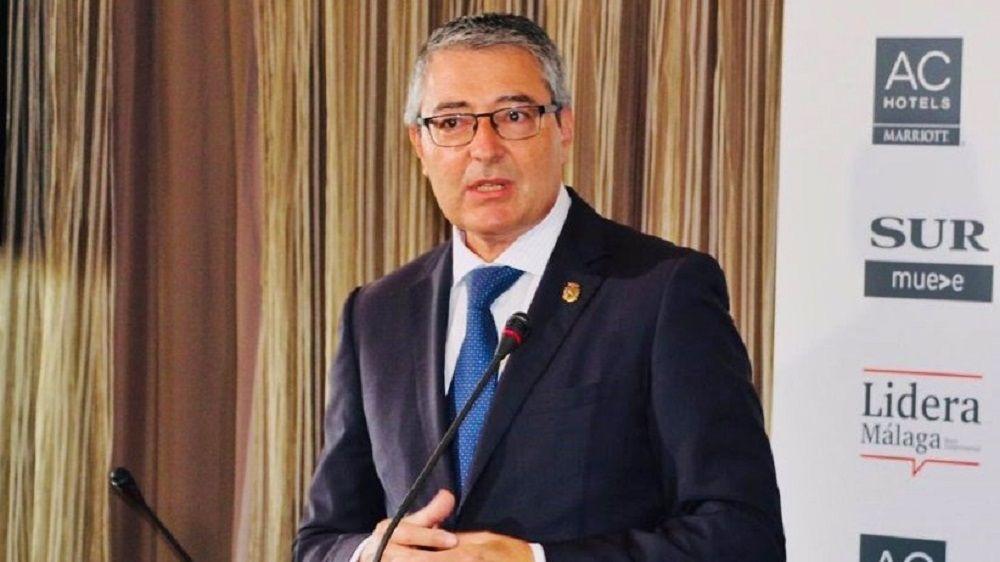 Francisco Salado presidente Diputación de Málaga