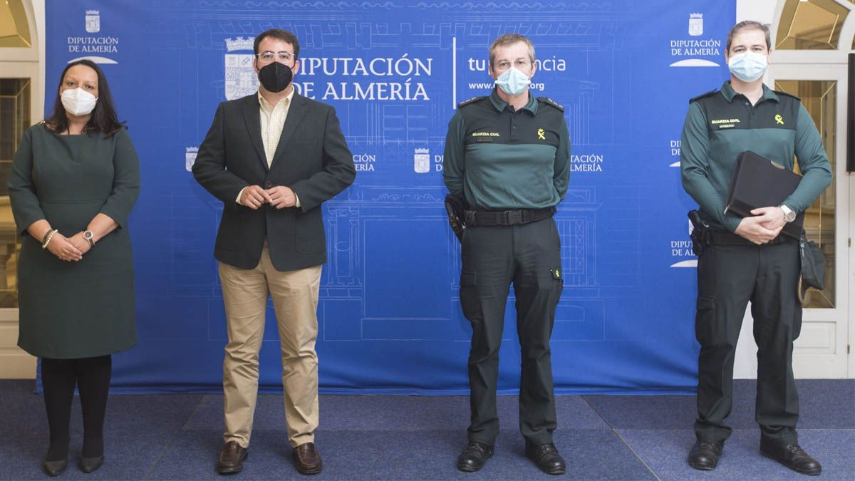 Diputación Guardia Civil Almería