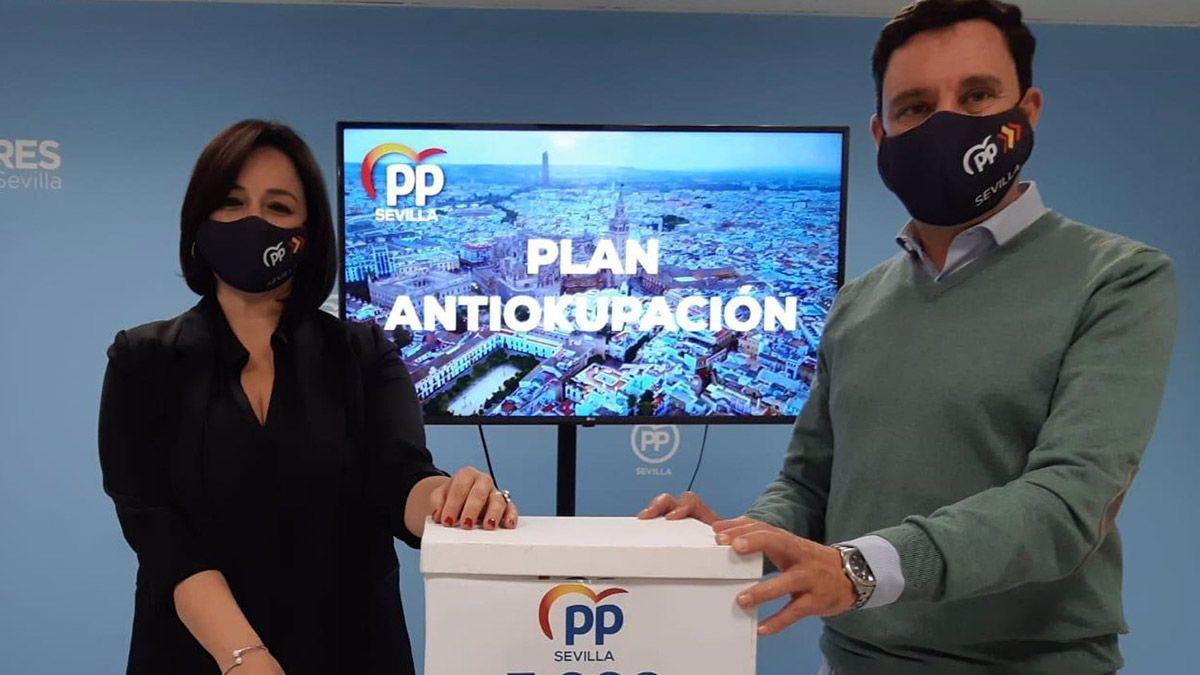 Ley antiokupa PP de Sevilla