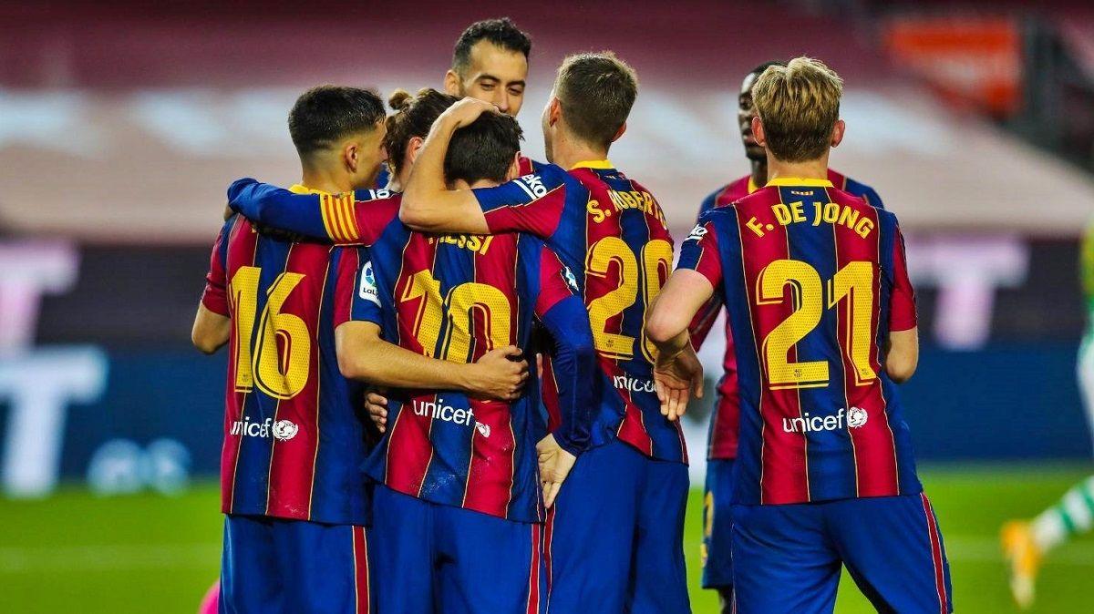 FC Barcelona vs Real Betis