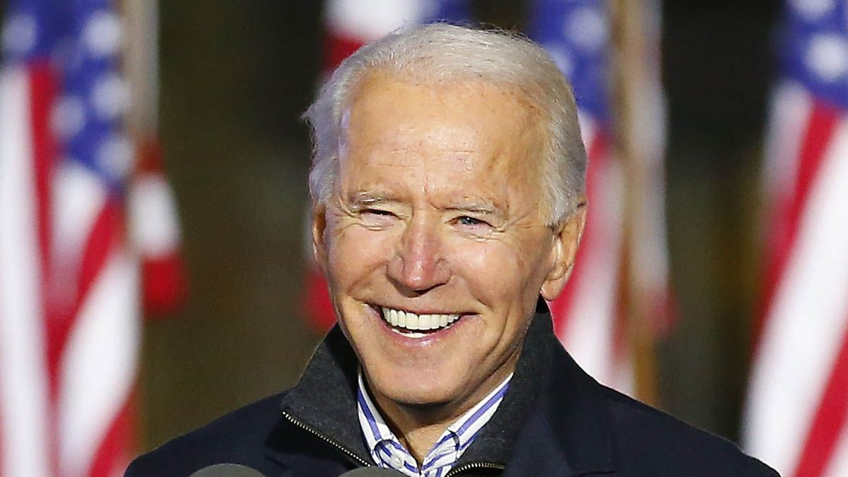 Joe Biden nuevo presidente de Estados Unidos