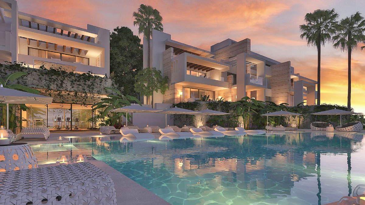Pisos residenciales y de alquiler en Marbella