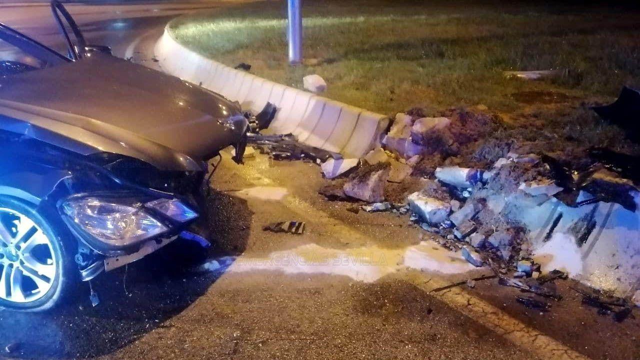 Accidente en Sevilla