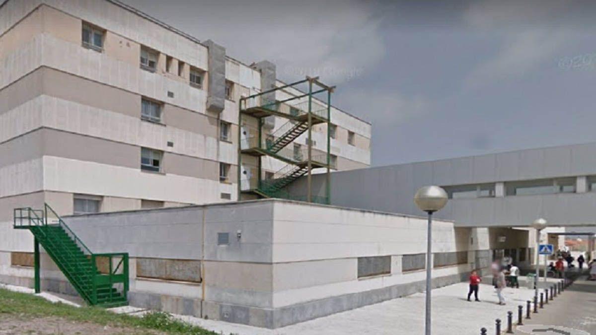 Hospital Punta de Europa, en Algeciras