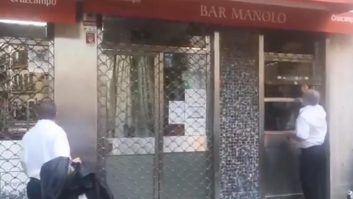 Bar Manolo Sevilla