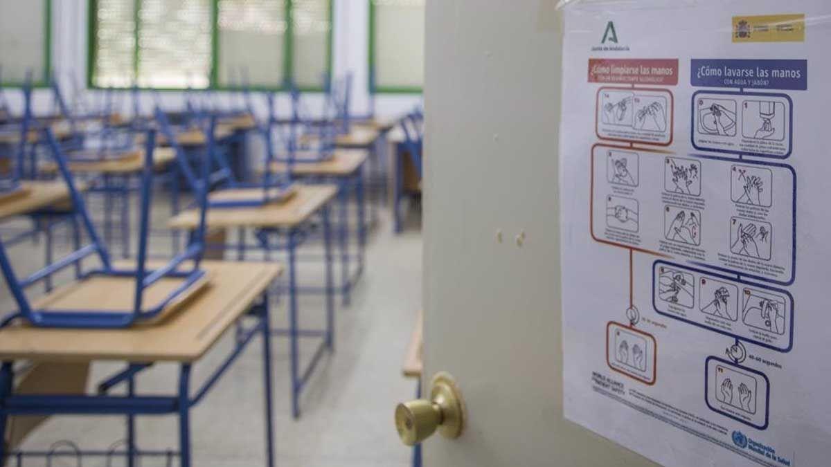 Colegio Andalucía Aula