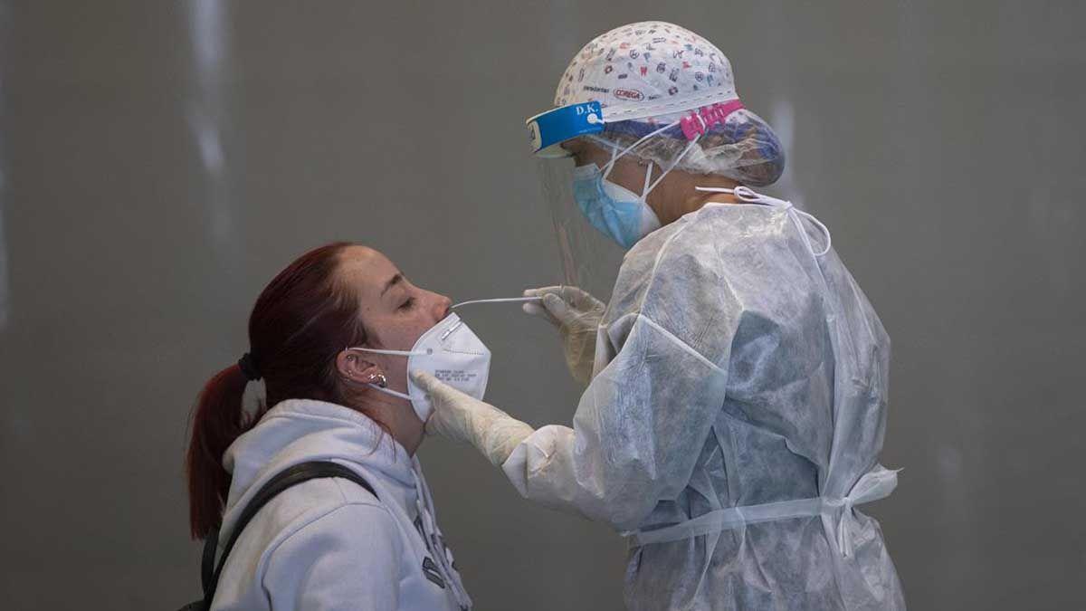Test Coronavirus pandemia antibióticos medidas invierno