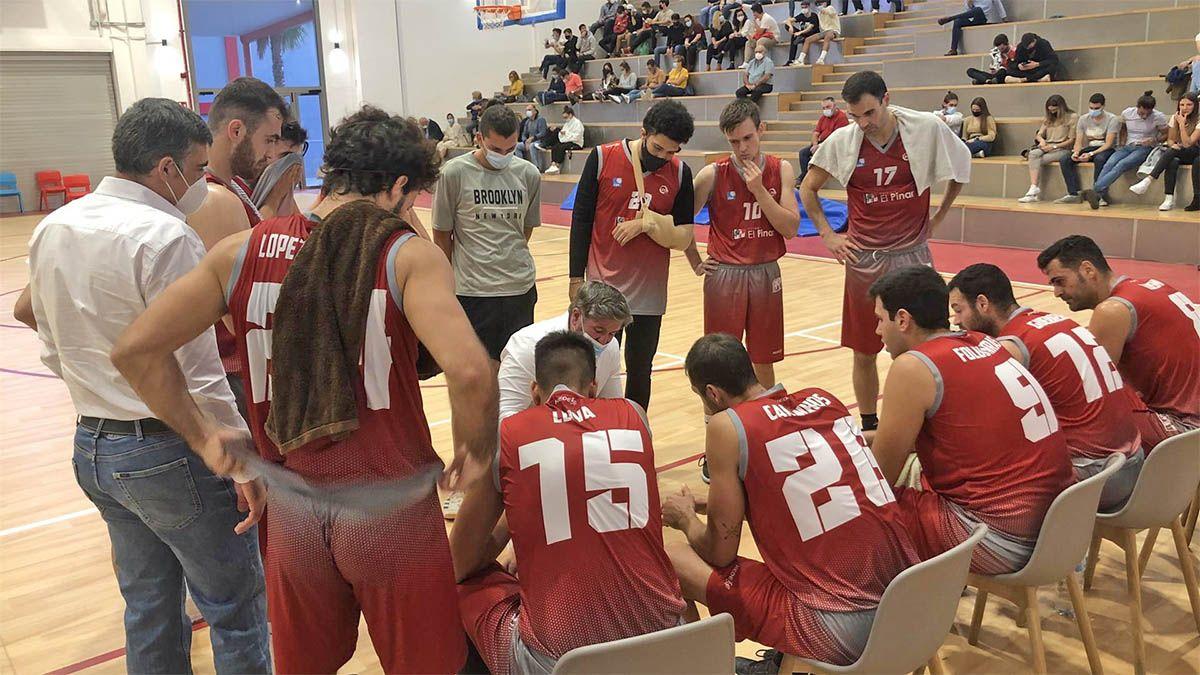 CD Colegio El Pinar de Málaga baloncesto