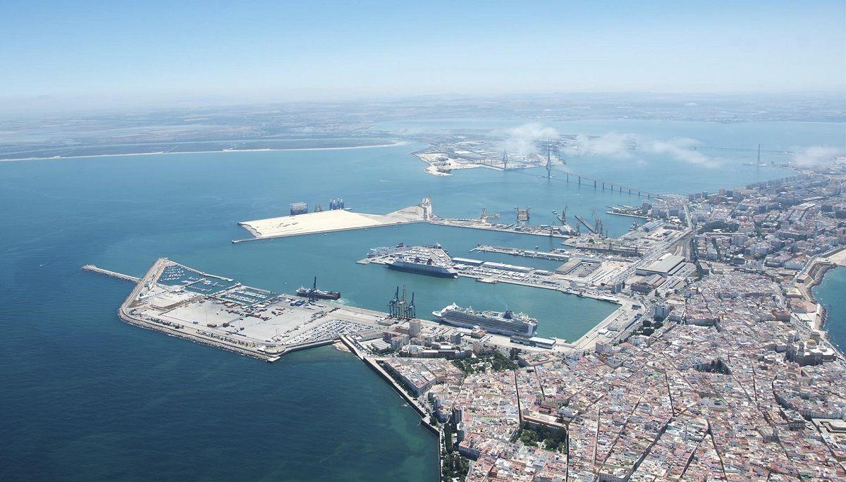 puerto Cádiz Argentina Uruguay