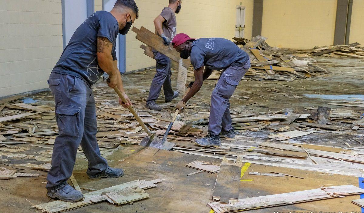 Ciudad Cádiz obras
