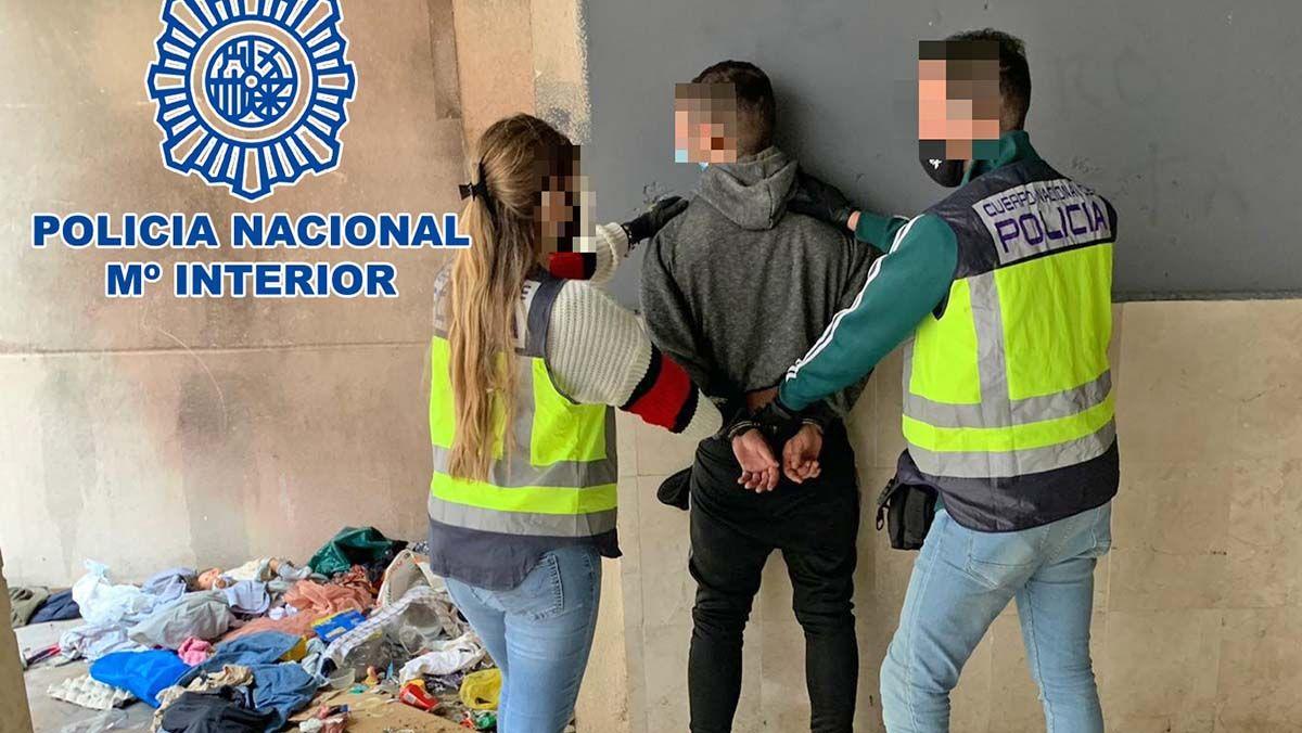 Detenido Algeciras