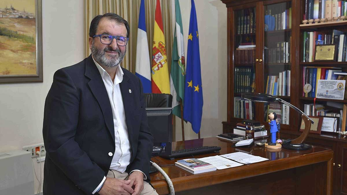 Juan Ávila alcalde de Carmona