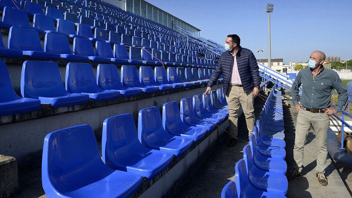 Campo de la juventud Jerez