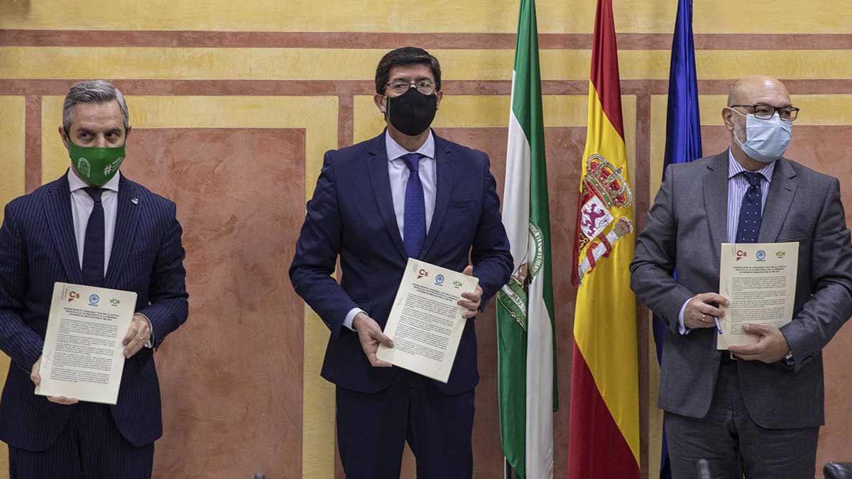 Presupuestos Junta de Andalucía 2021