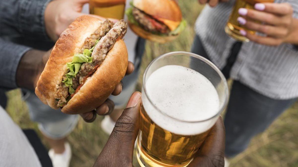 cáncer alcohol carne