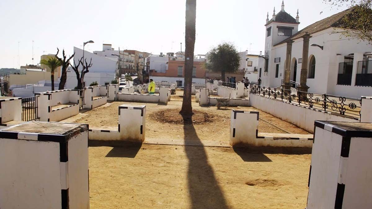 Plaza de España de Alcalá de Guadaíra