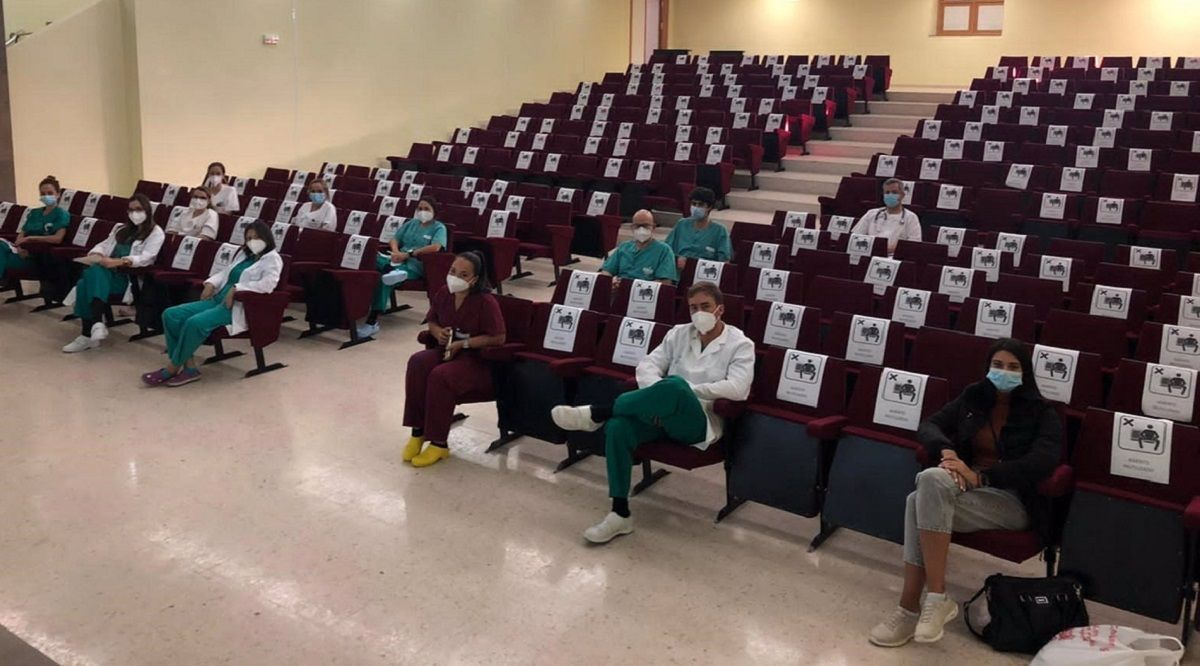 Puerto Real Coronavirus hospital